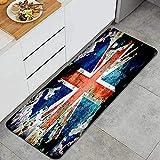 GUKISALA85 Kitchen Rug Doormats an Extremely...