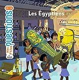 Les Égyptiens - Auteur : Sophie Lamoureux. Illustrateur : Charline Picard