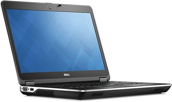Dell Latitude E6440 Laptop  35 6 cm  14 Zoll   HD  Grau  Intel Core i7-4600M 2 90 GHz  GB RAM  120GB SSD  DVD-Brenner  HDMI  Webcam  WiFi  Linux  Ubuntu