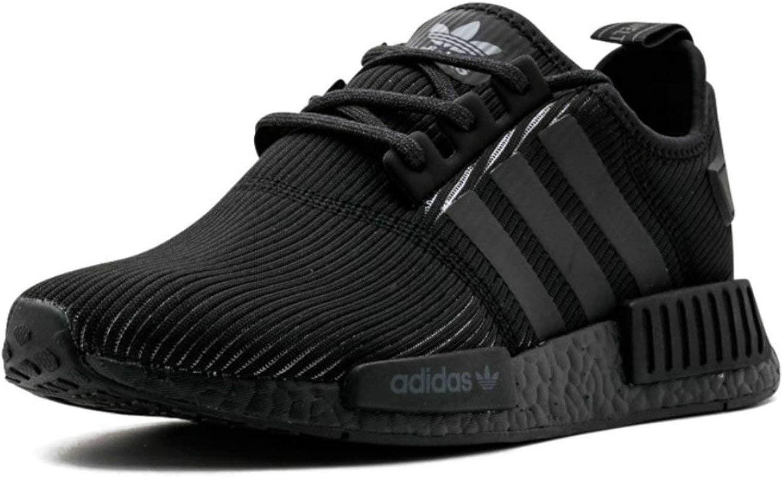 Adidas NMD R1 '3M Triple nero' - BY3123 - Dimensione 42.6666666666667-EU