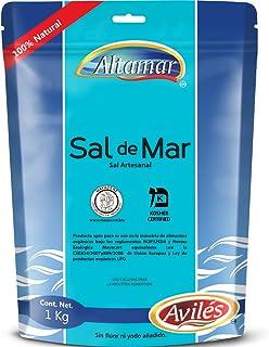Altamar, Sal de Mar, 1000 gramos