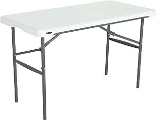 Lifetime 280478 Commercial Nesting Folding Table, 4 Foot