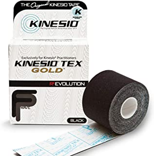 muscle tape by Kinesio