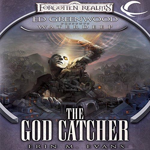 The God Catcher cover art
