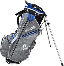 Tour Edge Exotics EXS Xtreme Stand Bag (Gray Heather/Blue/White)