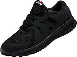MAIITRIP Men's Running Shoes, Lightweight Non-Slip Gym Athletic Sneakers, Breathable Sport Causal Shoes