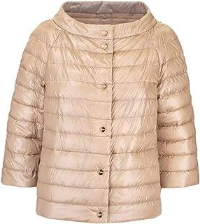 Herno Luxury Fashion Womens PI0769D120172100 Beige Down Jacket |