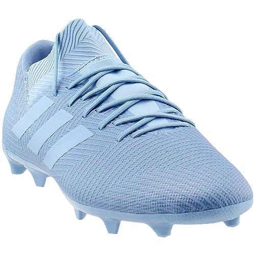 4a6ab5b01f3 adidas Men s Nemeziz Messi 18.3 Firm Ground Soccer Shoe