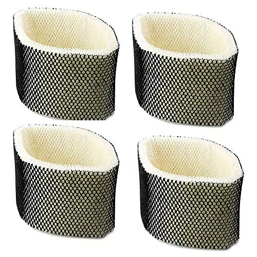 ANBOO Replacement for Holmes HWF75PDQ-U Wick Humidifier Filter Humidifier Holmes Filter Fit HM-3500 HM-3600 4 Packs