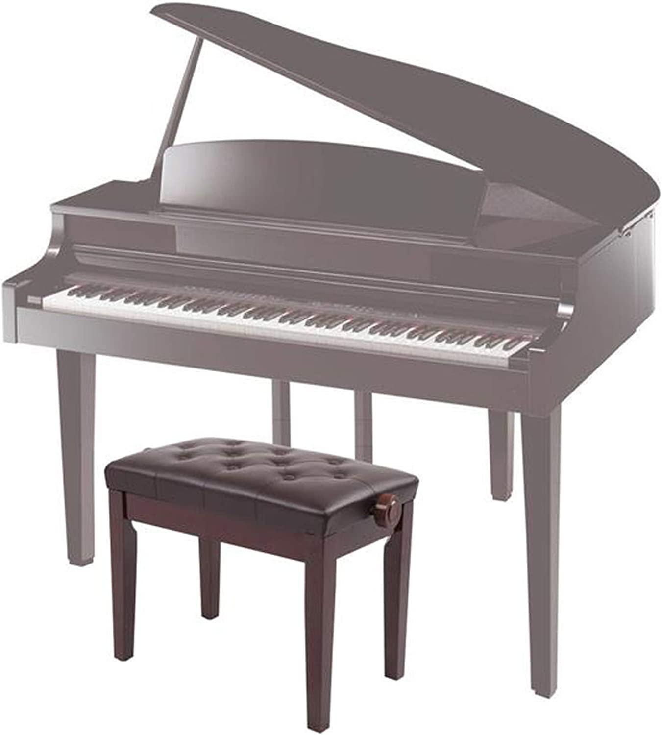 Musical Instruments Instrument Accessories Piano Stool without ...