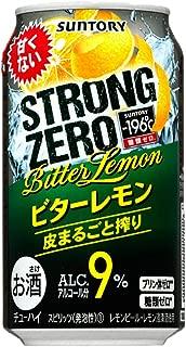 サントリー-196℃ ストロングゼロ〈ビターレモン〉350mlx2ケース(48本)