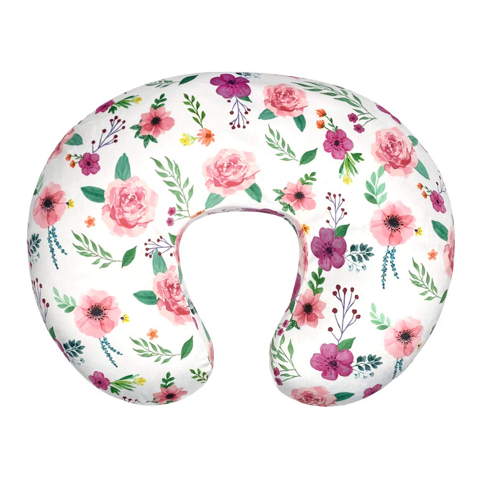 Owlowla Minky Inventory cleanup selling sale Nursing Pillow Cover ...