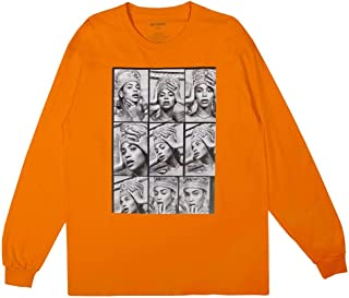 Beyoncé Nefertiti Contact Sheet Long Sleeve (Orange)