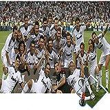 Rompecabezas de 1000 piezas del Real Madrid C.F.puzzle Sports Series adultos y niños juego de puzzle