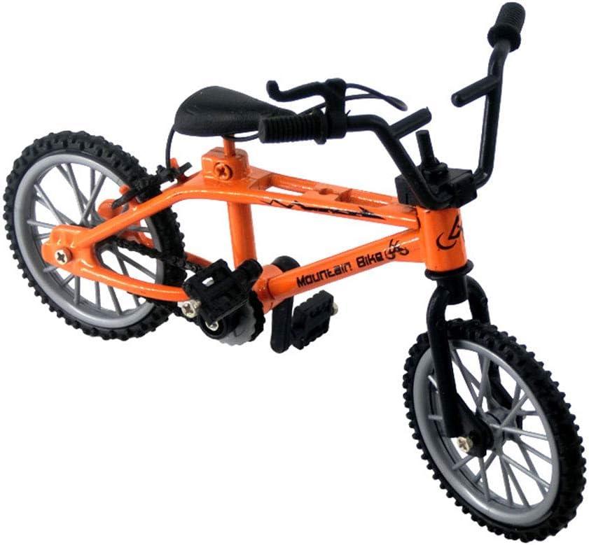 WANGYUMI Mini Finger High order Bicycle Toys Creative Alloy Ranking TOP16 DIY Simulation