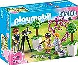 Playmobil 9230 - Fotograf mit Blumenkindern