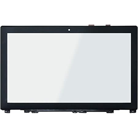 BRIGHTFOCAL New Screen for Lenovo IdeaPad 110-15ISK 80UD007KUS 15.6 Non-Touch HD WXGA Slim LCD LED Screen Replacement LCD Screen Display