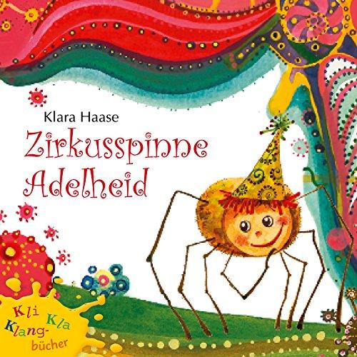 Couverture de Zirkusspinne Adelheid