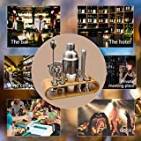 Zoom IMG-1 ayaoqiang cocktail shaker set di