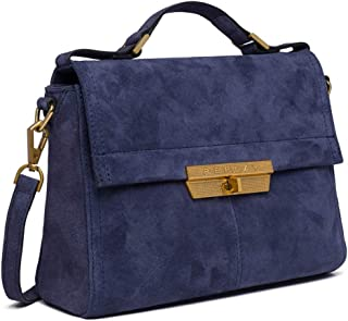 Replay Women's Handbag Suede 28Cm
