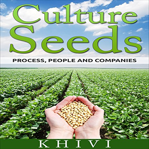 Culture Seeds audiobook cover art