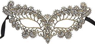 iMapo Masquerade Mask, Mardi Gras Lace Masks for Women Lady, Halloween Christmas Cosplay Venetian Party Prom Ball Eye Mask...