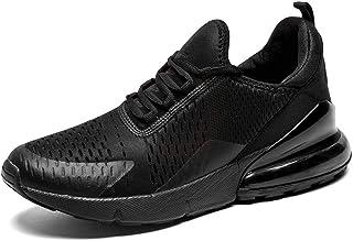 4dbf3acae9119 SOLLOMENSI Chaussures de Course Running Compétition Sport Trail  Entraînement Homme Femme Cinq Couleurs Basket
