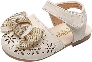 Kinderschuhe Baby Girls Shoes Bowknot Sandals Heligen Baby M/ädchen Leder Bowknot Single Princess Schuhe Sandalen Baby Lauflernschuhe Dance Einzelne Schuhe Indoor Schuhe
