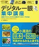 デジタル一眼集中講座 (Gakken Camera Mook)