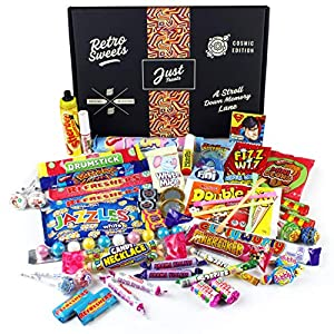 retro sweets gift box: just treats cosmic gift box: jam packed with the best ever retro sweets Retro Sweets Gift Box: Just Treats Cosmic Gift Box: Jam Packed with The Retro Sweets 61QXn5VY5 L
