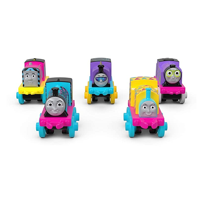 Thomas & Friends Fisher-Price Glow in The Dark MINIS