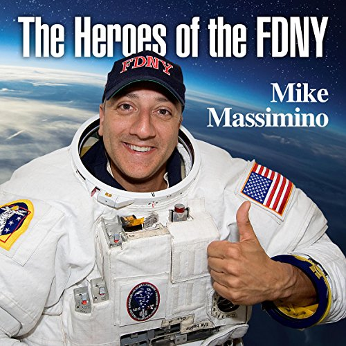 The Heroes of the FDNY audiobook cover art