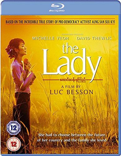 The Lady [Blu-ray] [2017]