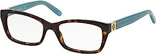 Tory Burch TY2049 Eyeglass Frames 1359-53 - Tortoise Milky Fountain TY2049-1359-53