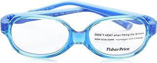 Fisher-Price FPV29 Rectangular Medical Glasses for Kids - Blue