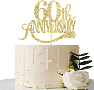 cake decorations diamond wedding anniversary