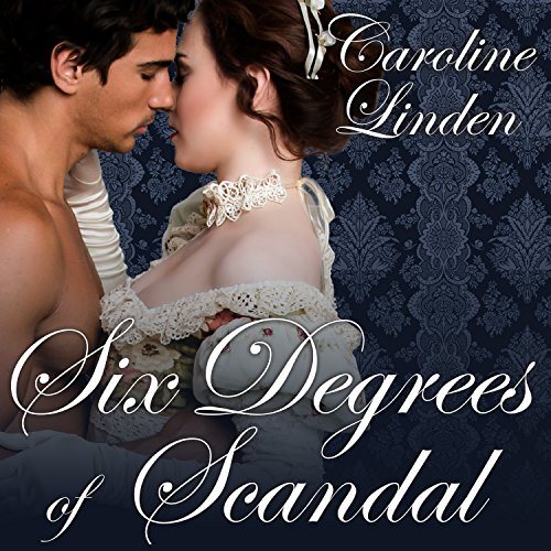 Six Degrees of Scandal audiobook cover art