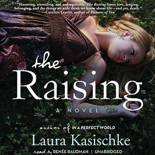 The Raising audiobook cover art