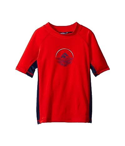 Kanu Surf Paradise UPF 50+ Sun Protective Rashguard Swim Shirt (Toddler)