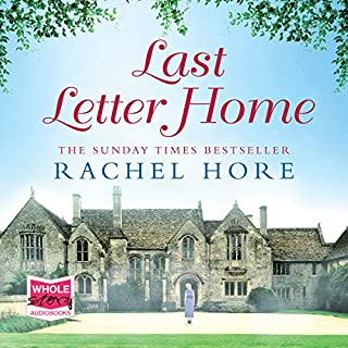 Couverture de Last Letter Home