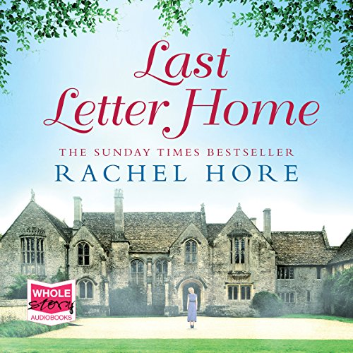 Last Letter Home audiobook cover art