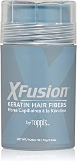 XFusion by Toppik, Keratin Hair Fibers
