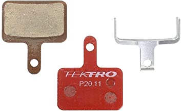 Tektro for Orion Auriga Pro Auriga E-Twin Disc Brakes Pads