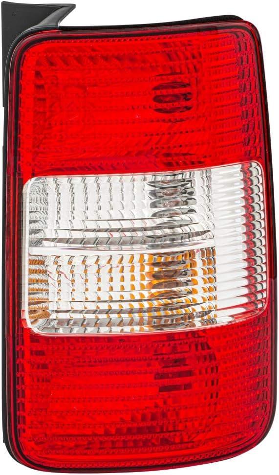 Hella 2vp 354 043 021 Heckleuchte Rechts 12v Glühlampen Technologie Mit Lampenträger Auto