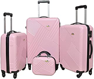New Travel Luggage Trolley Bag - 4 Pieces
