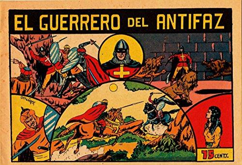 Guerrero del Antifaz, El 001 (English Edition)