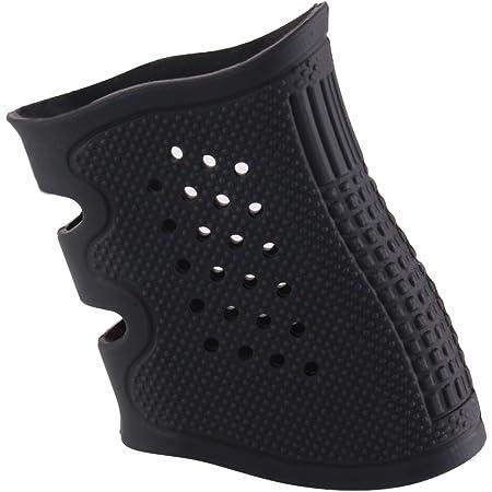 Sporting Goods Pistol Rubber Grip Glove Cover Sleeve for All Models