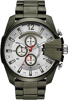 DieseI Analog Silver Dial Men's Watch - DZ4478