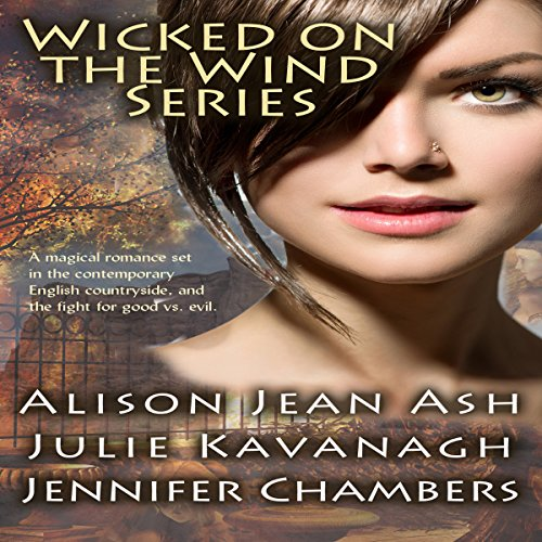 Wicked on the Wind Series: A Door in the Tree, The Witch in the Stones, A Storm Breaks audiobook cover art