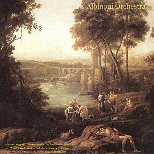 Albinoni: Adagio in G Minor - Vivaldi: the Four Seasons - Bach: Air - Walter Rinaldi: Works - Pachelbel's Canon in D - Chopin: Waltzes & Impromptu - Granados: Danza Espanola